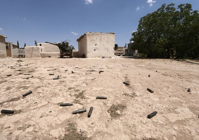 Manbij, Syrie