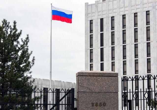 Ambassade de Russie à Washington