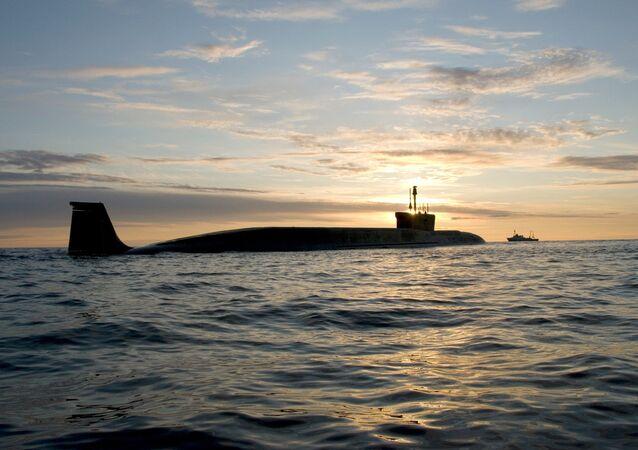 Sous-marin du projet 955