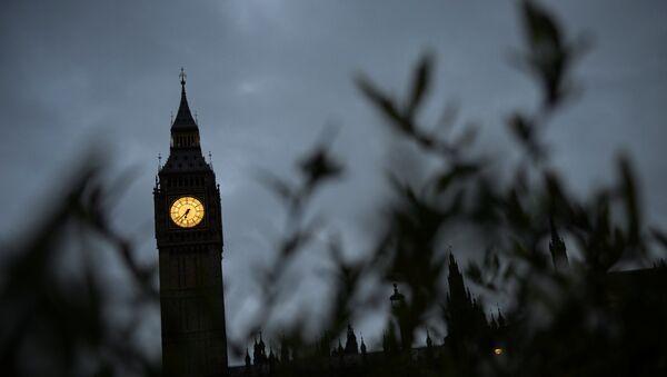 Torre Isabel (anteriormente Big Ben) en Londres - Sputnik France