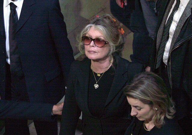 Brigitte Bardot (photo d'archives)