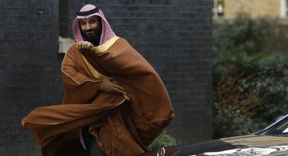 Prince héritier saoudien Mohammed ben Salmane
