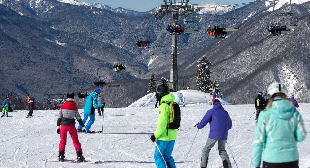 Station de ski Krasnaya Polyana