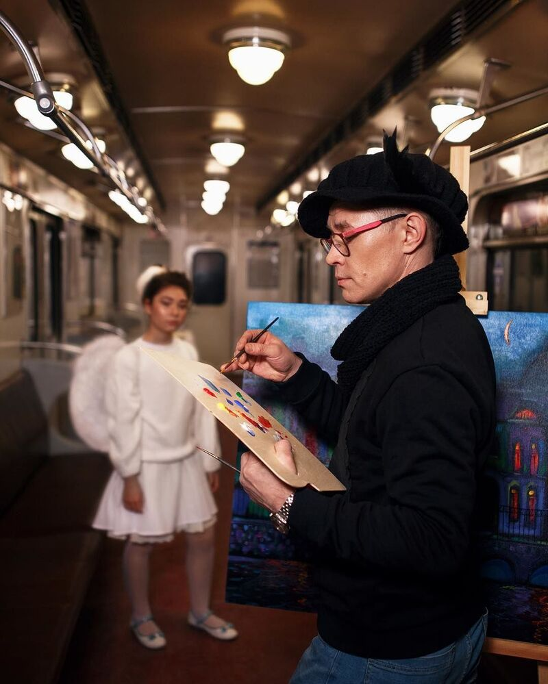 Esthétique du métro de Saint-Pétersbourg