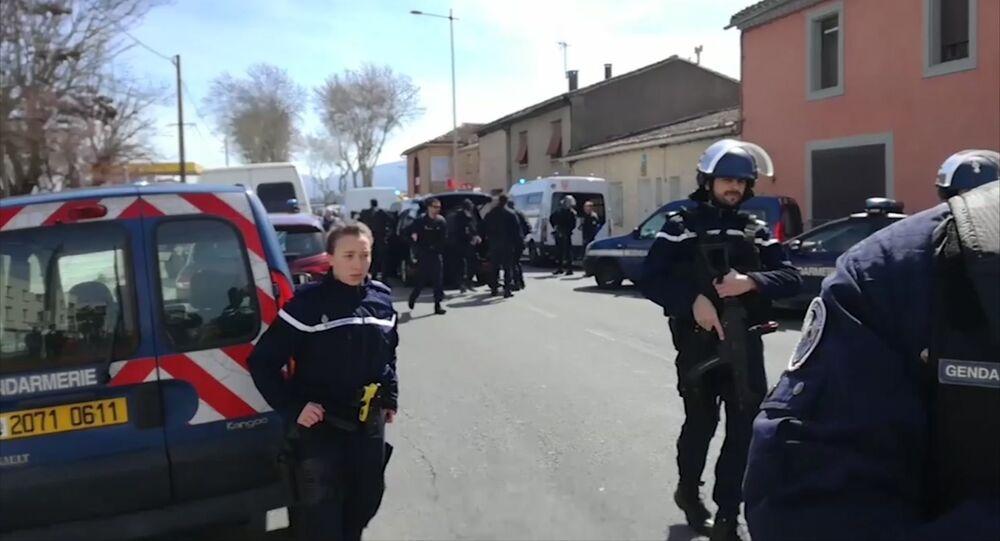 Prise d'otages dans l'Aude