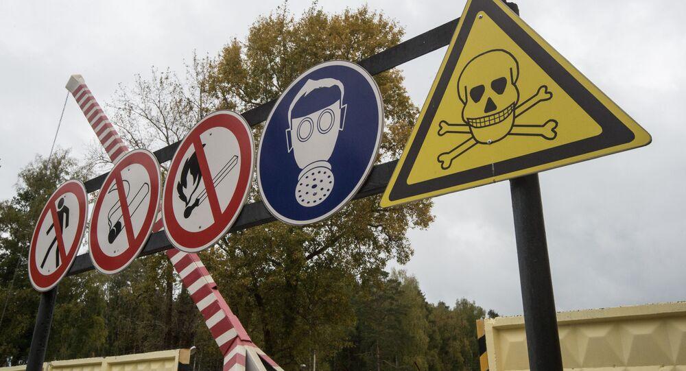 Armes nucléaires: une menace concernant «toute l'humanité» pèse (image d'illustration)