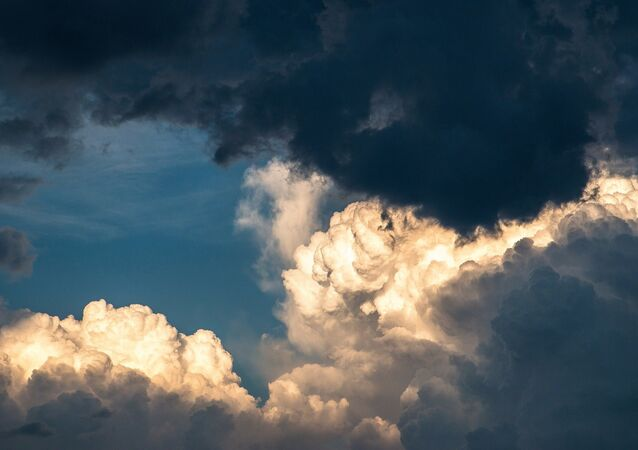 Nuages (photo d'illustration)