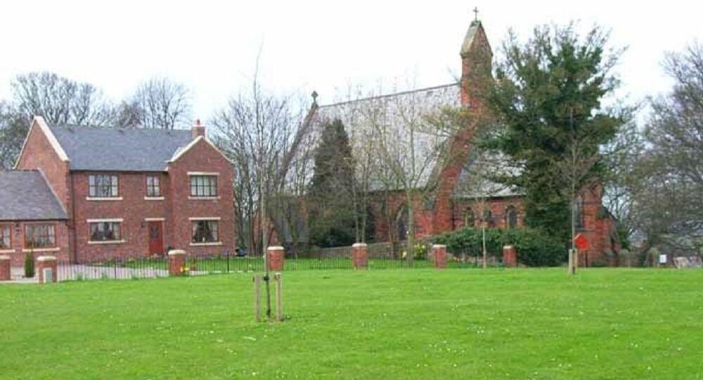 L'église de Cornforth
