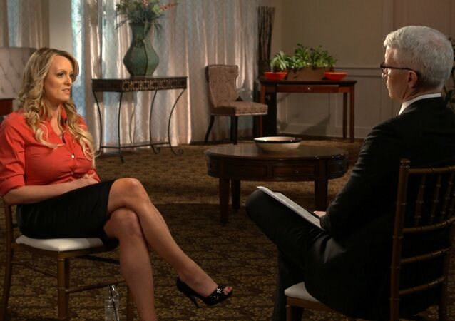 Stormy Daniels accorde une interview à CBS