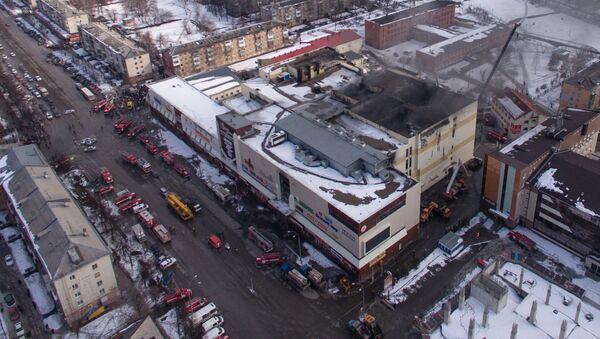 Au moins 64 morts dans un incendie en Sibérie (vidéos de la tragédie) - Sputnik France