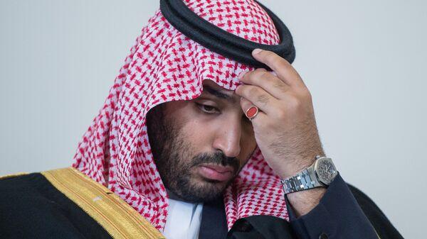 Le Prince Mohammed ben Salmane, Prince héritier d'Arabie saoudite - Sputnik France