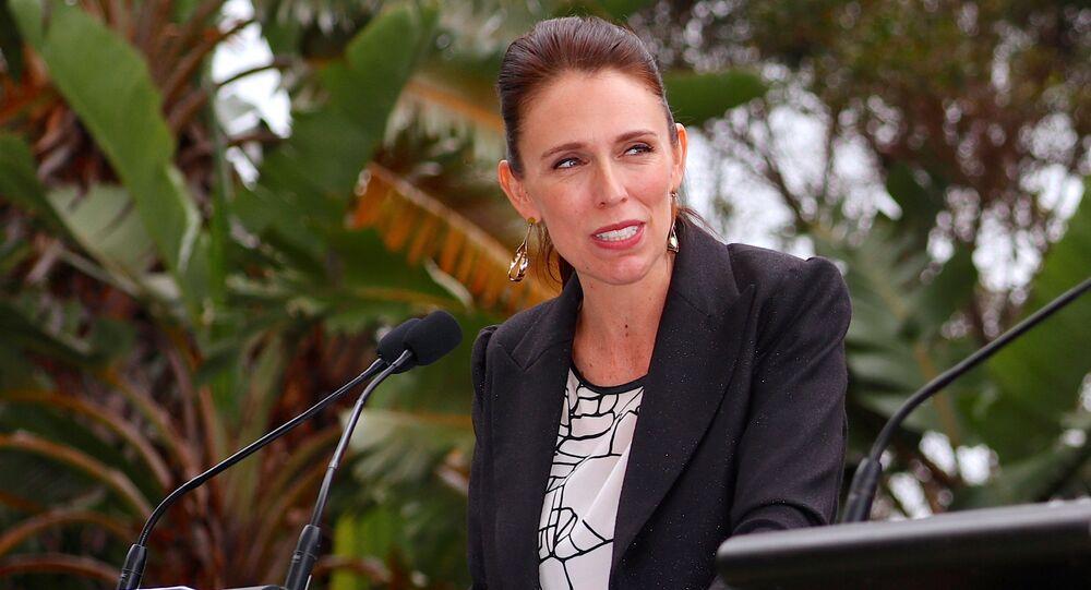 Jacinda Ardern, Première ministre de la Nouvelle-Zélande