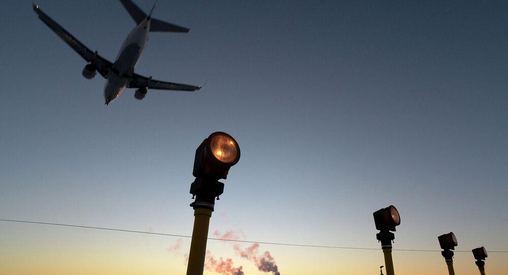 aéroport international de Vnoukovo