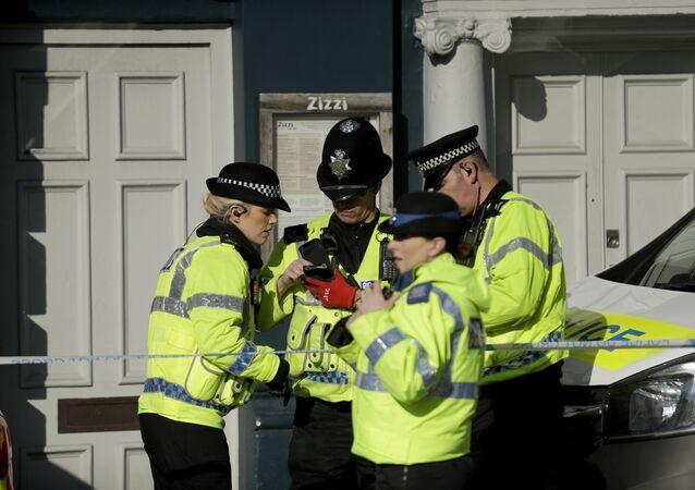Police à Salisbury