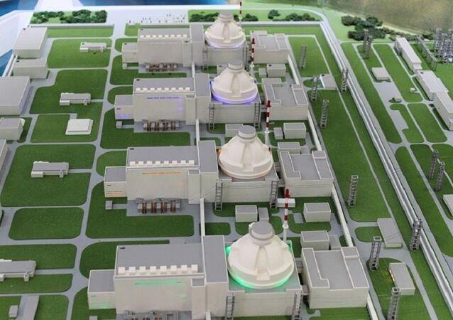 La première centrale nucléaire turque d'Akkuyu