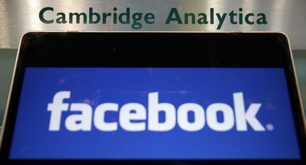 Affaire Facebook/Cambridge Analytica