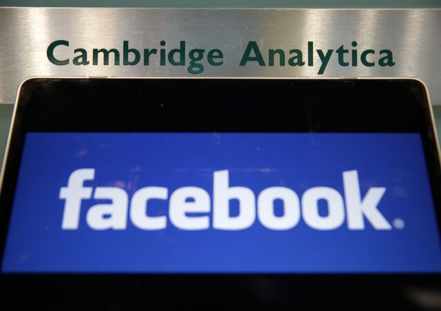 Affaire Facebook/Cambridge Analytica