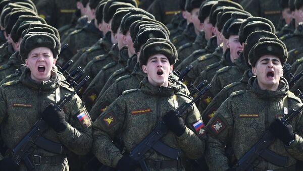 armée russe - Sputnik France