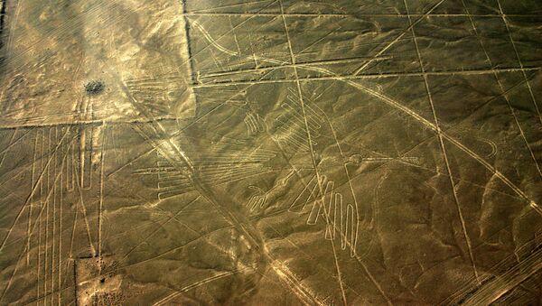 Linhas Nazca - Sputnik France