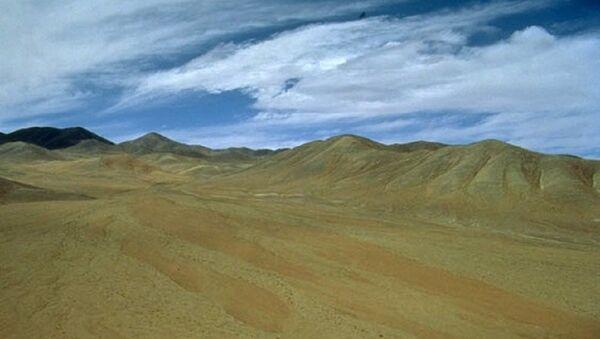 Une vue sur le désert d'Atacama - Sputnik France