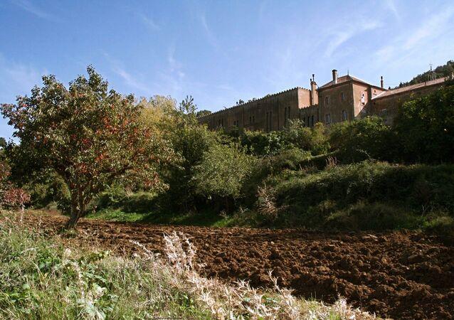 Le monastère de Tibhirine