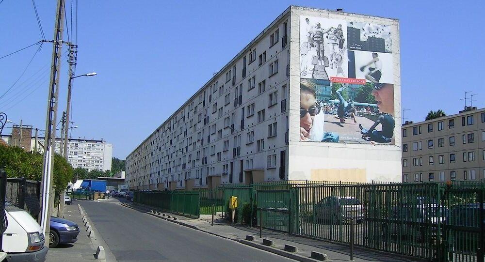 Banlieue de Clichy-sous-Bois. Image d'illustration