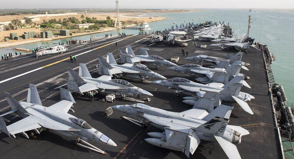 USS Harry S.Truman