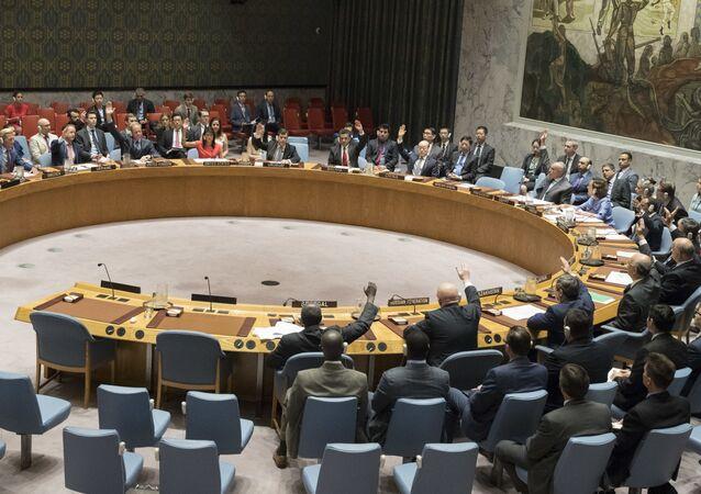 Conseil de sécurité de l'Onu (archive photo)