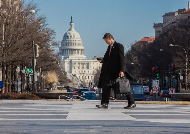 Congrès américain, photo d'illustration