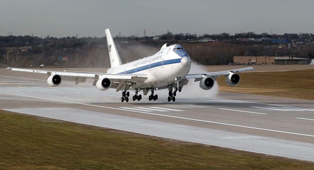 Un Boeing E-4B