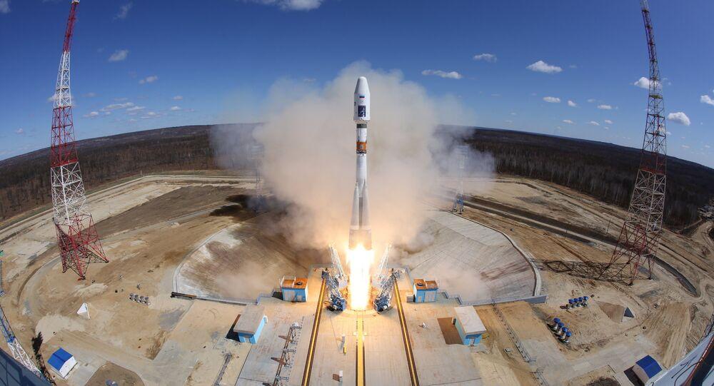 Le premier tir spatial depuis le cosmodrome russe Vostochny (archives photo)