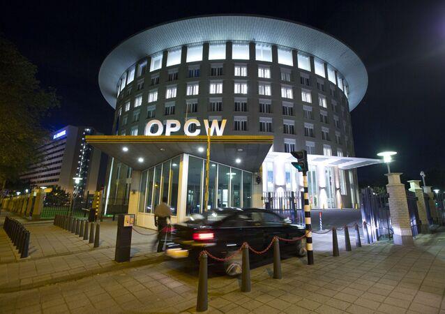 Le siège de l'OIAC à La Haye