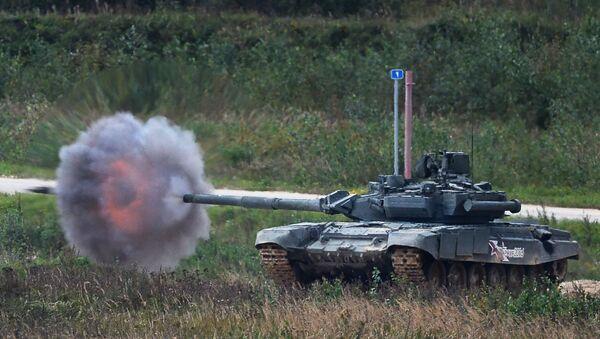 T-90 - Sputnik France