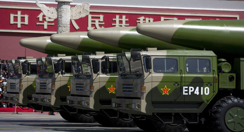 Missiles chinois DF-26