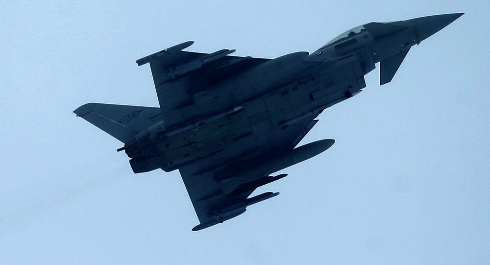 Eurofighter Typhoon italien
