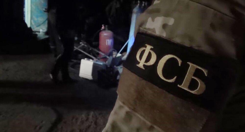 Brassard du FSB