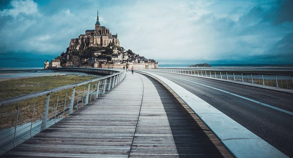 Mont Saint-Michel, Le Mont-Saint-Michel, France
