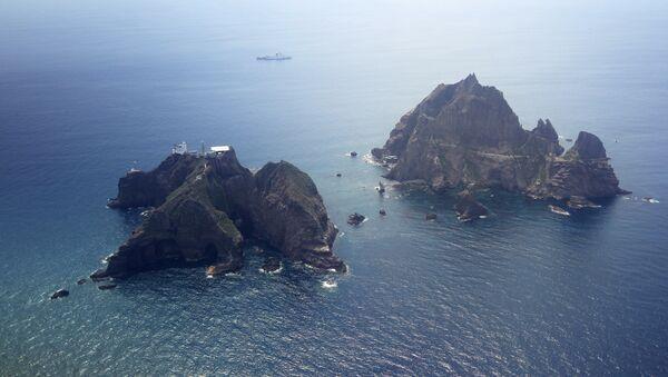Ilots Dokdo, ou Takeshima - Sputnik France