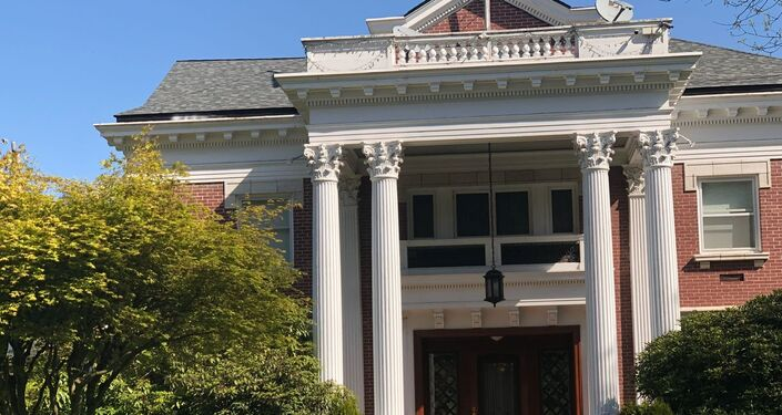 Consulat russe à Seattle