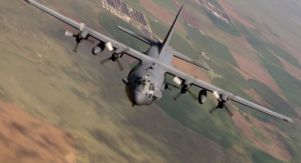 Un AC-130 Spectre. Photo d'archive