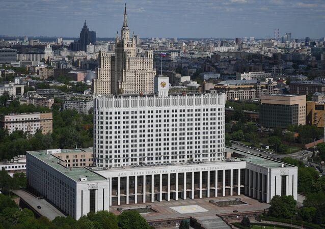 Siège du gouvernement russe