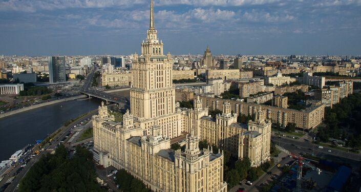 Radisson Royal Moscow (ex-l'Ukraine)