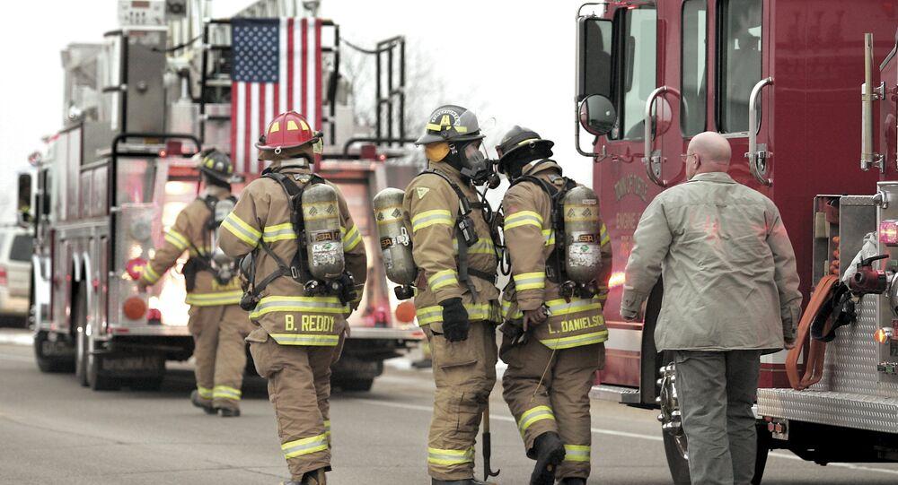 Firefighters in Wisconsin (File)