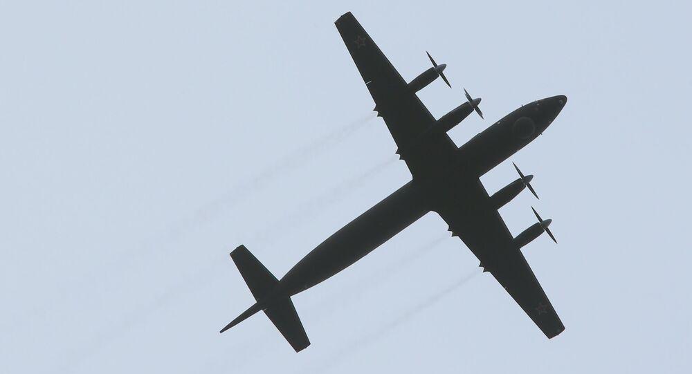 Un Iliouchine Il-38