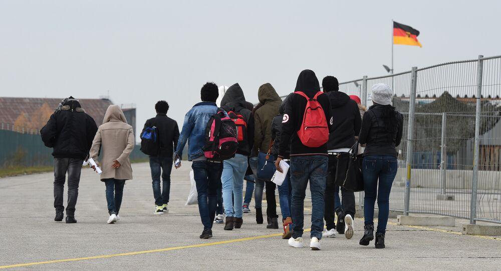 «L'afflux migratoire ne résoudra pas les problèmes de l'Allemagne»