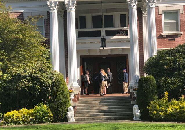 le Consulat russe à Seattle