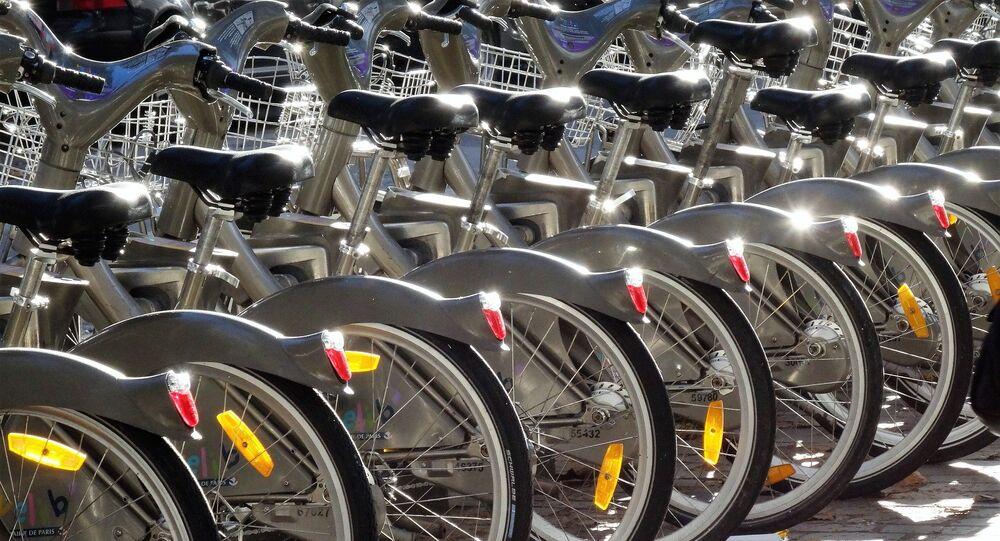 Des vélos