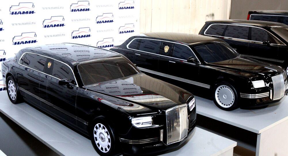 limousines du projet Cortège