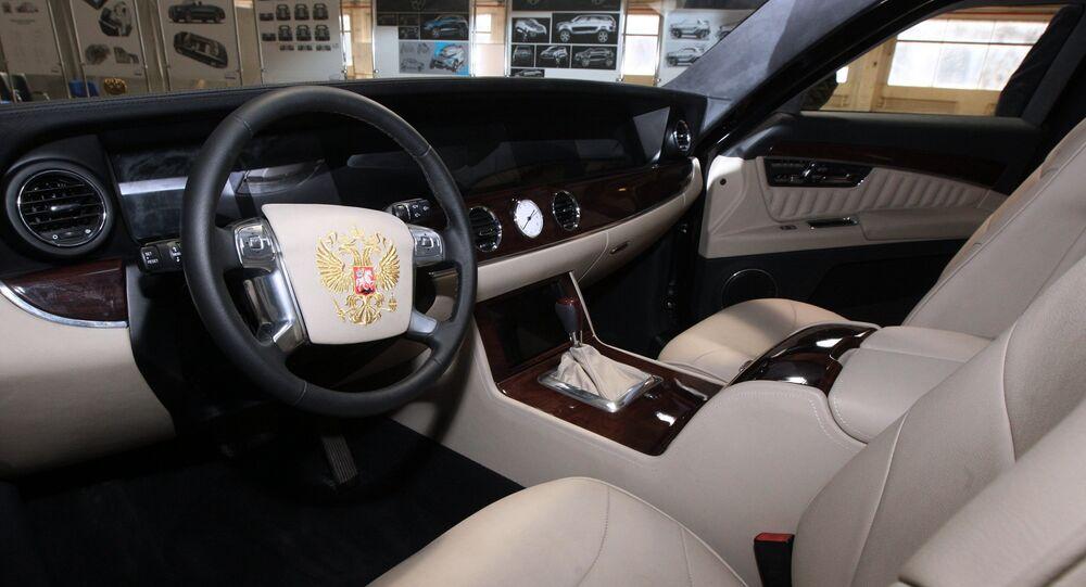 une limousine Kortezh
