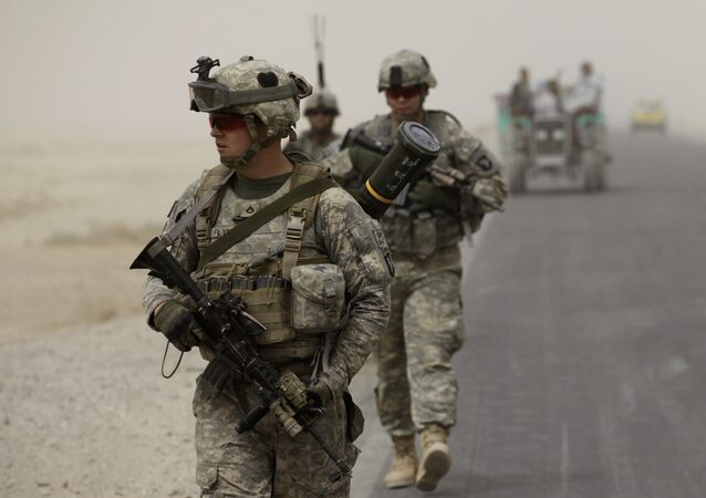U.S army soldiers